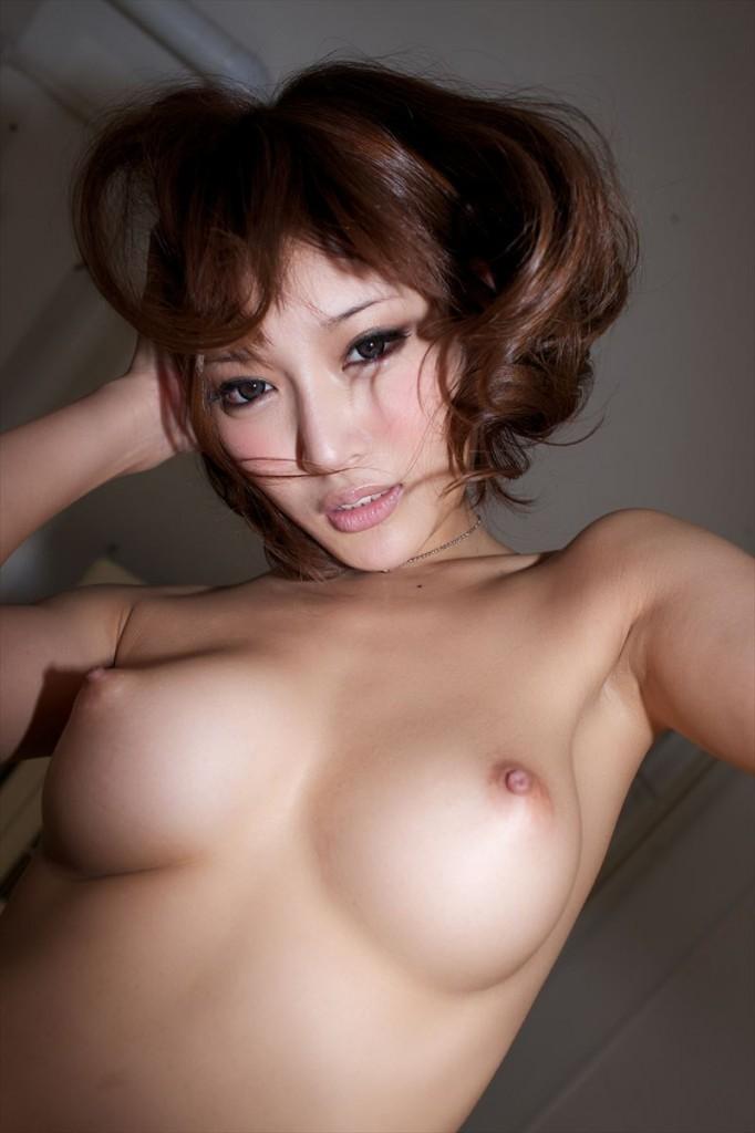 Nude women in arobics