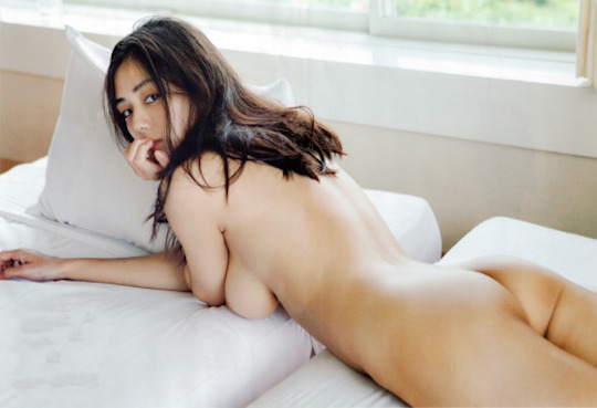 Moemi Katayama nude photos leaked ahead of new photo book ...